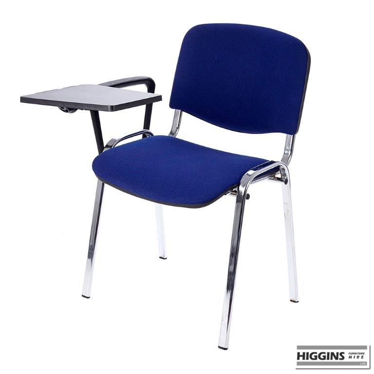Conference Chair with Writing Tablet  sc 1 st  HIGGINS Furniture Hire & Conference Chair with Writing Tablet - Higgins.ie