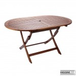 Wooden Garden Table
