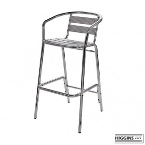 Aluminium Bistro Bar Stool