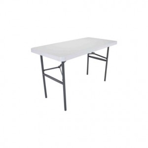 4 Foot x 24 Inch Standard Trestle Table