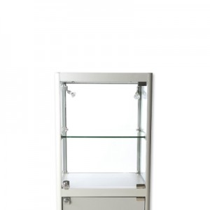 Glass Display Cabinet half Metre