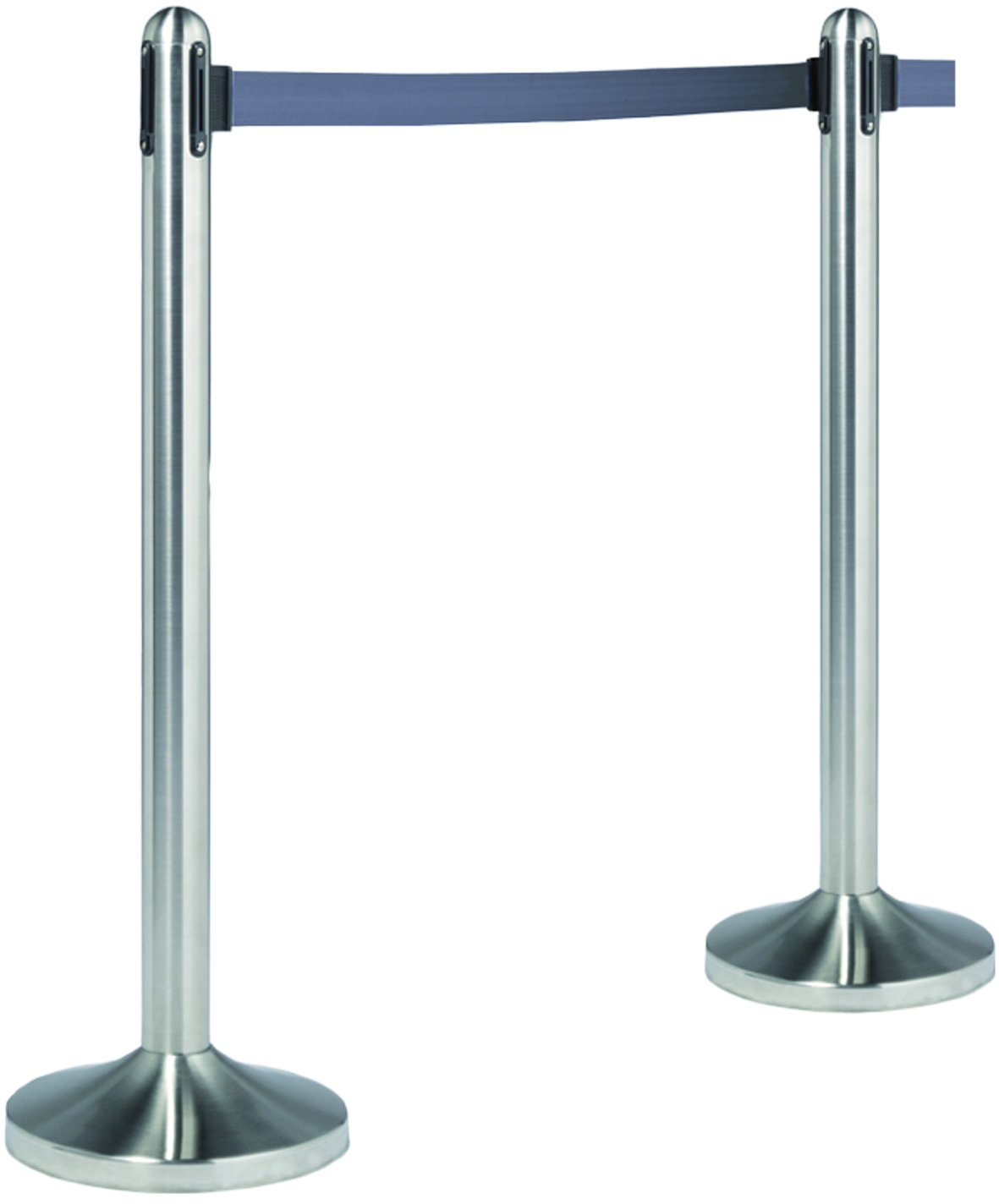 Chrome Stanchion Post with Retractable Belt Black  : Chrome Stanchion Posts with Black Retractable Belts from higgins.ie size 1181 x 1424 jpeg 380kB