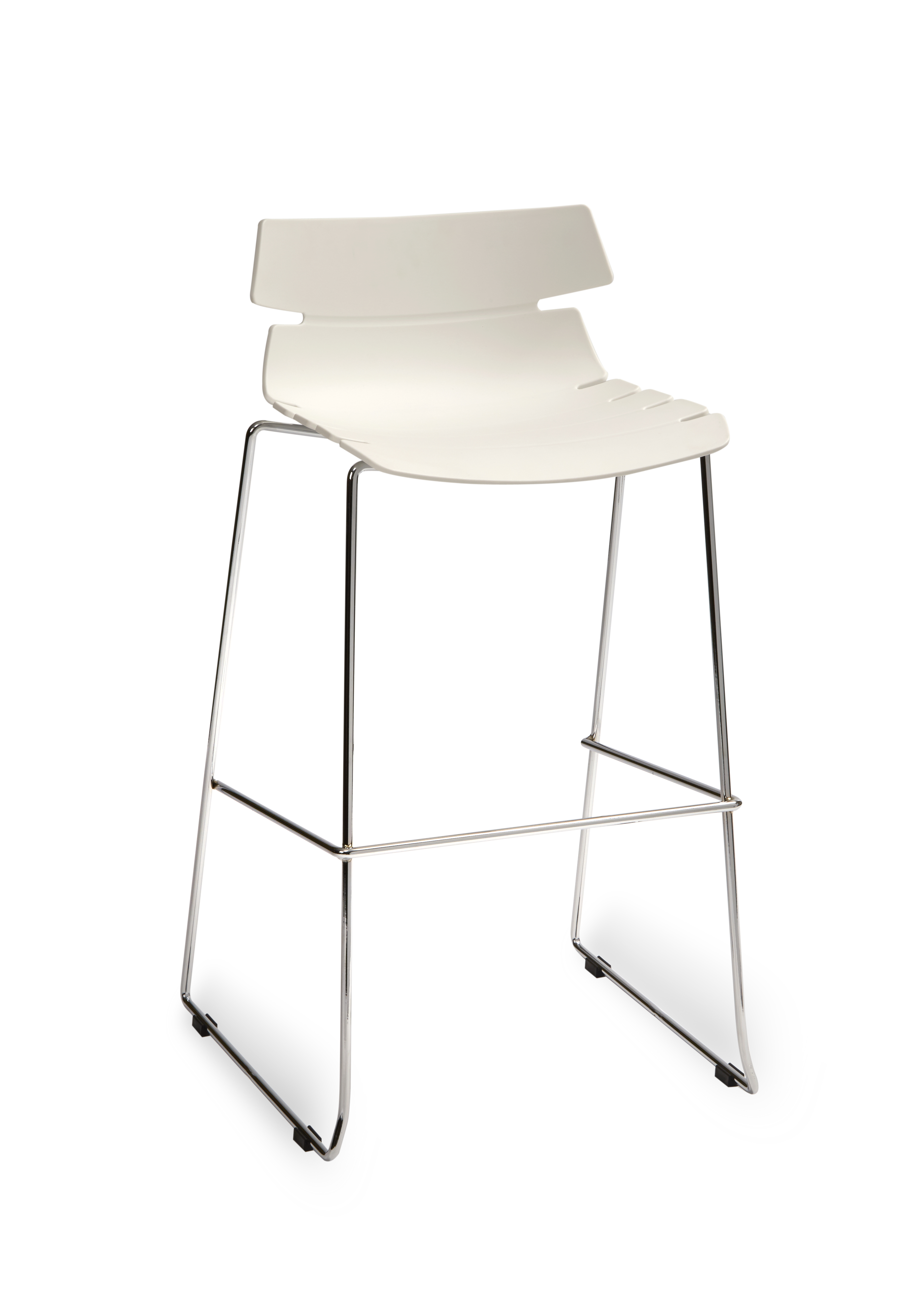 Hoxton Exhibition Bar Stool - Choice of Couours - Higgins.ie