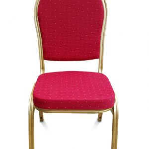 Banqueting Chair Red